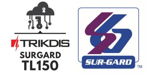 Új támogatott protokoll a Trikdis átjelzőknél - Sur-Gard TL-150