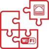 Ethernet / Wifi Modul