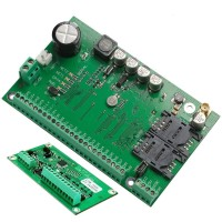 Trikdis SP231 GSM / IP okos riasztóközpont + CZ8 zóna bővítő