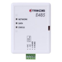 Trikdis E485 (RS485) Ethernet modul