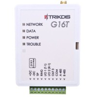 Trikdis G16T 2G GSM / IP smart communicator (TIP-RING)