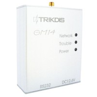 Trikdis GM14 SMS and call receiver