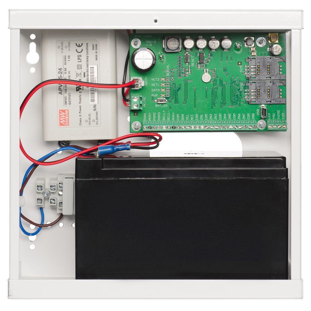 Trikdis SP231 GSM / IP okos riasztóközpont szett